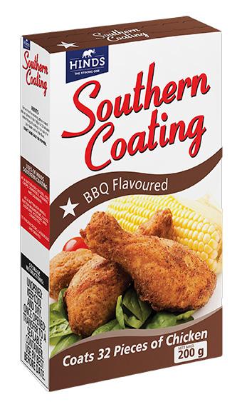 200g Southern Coating BBQ_Angle Shot