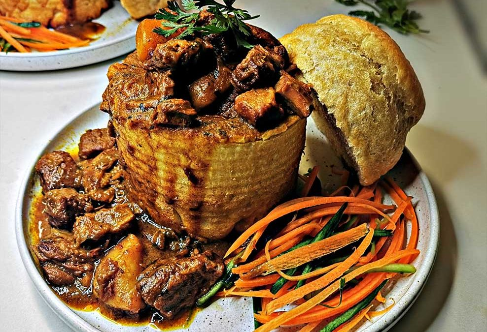 Recipe For Beef Bunny Chow